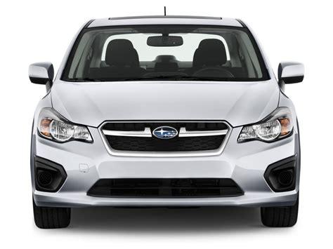 Auto Front by Image 2012 Subaru Impreza 4 Door Auto 2 0i Front Exterior