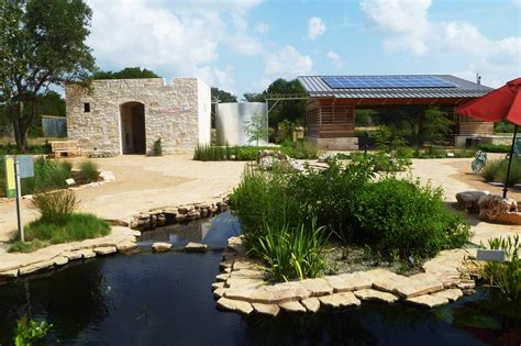 lady bird johnson wildflower center small wedding venue