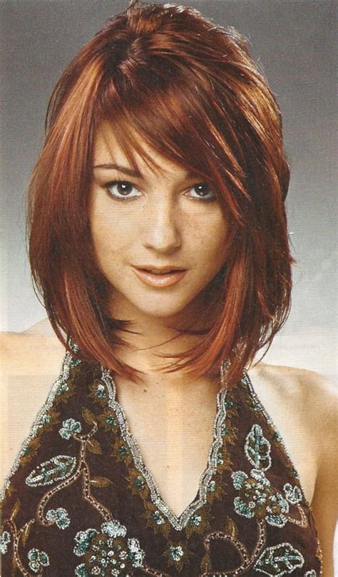 hairstyle hairstyles for overweight women hairstyles for bob with layers shoulder length bob with layers women