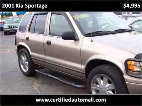 how to fix cars 2001 kia sportage free book repair manuals 2001 kia sportage problems online manuals and repair information