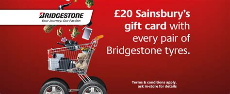 Check Sainsbury S Gift Card Balance - tyre offers great value tyre deals in lincoln zr tyres