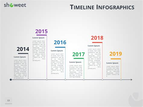 Timeline Infographics Templates For Powerpoint Timeline Template For Powerpoint