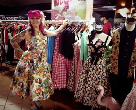 tattoo expo voortrekker miss happ rockabilly and pin up clothing miss happ does