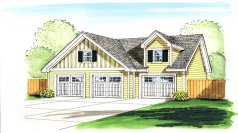 Bungalow Plans With Garage by Cottage House Plans With Garage Cottage House Plans With