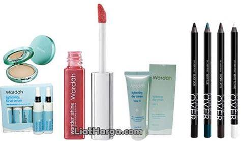 Seluruh Make Up Wardah harga produk wardah kosmetik daftar katalog terbaru 2018