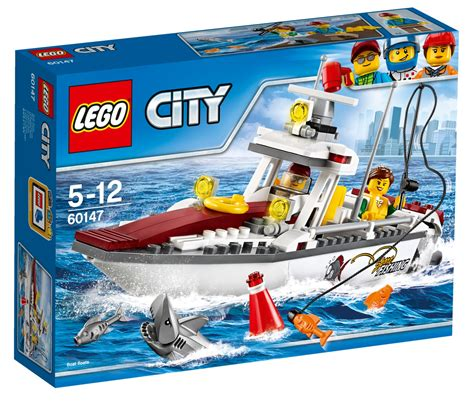 fishing boat in electronic city lego city fishing boat 60147 toy at mighty ape nz