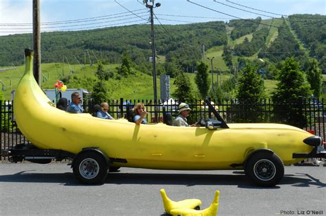 big banana car boing boing