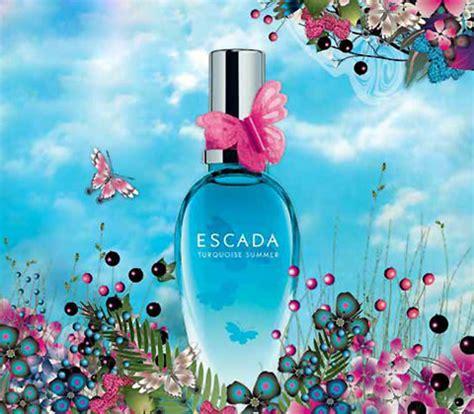 Parfum Original Escada Turquoise Summer For Edt 100ml Tester escada turquoise summer new fragrances