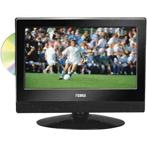13 3 quot widescreen led hdtv with built in digital tv tuner dvd player quickship