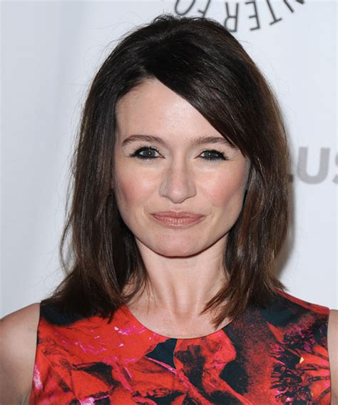 Style Emily Mortimer by Emily Mortimer Hairstyles In 2018