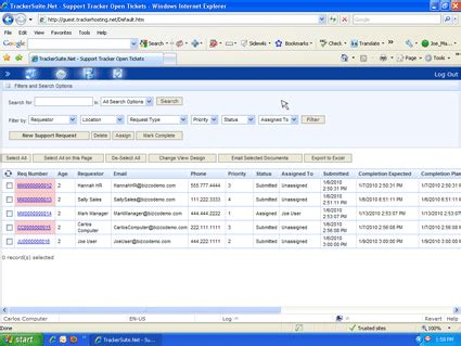 help desk billing software it billing software integrated web based help desk and