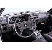 Opel Rekord 1984 Pictures 1 Of 10  Cars Datacom