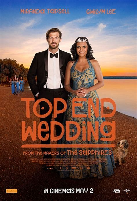 Movie poster for Top End Wedding   Flicks.co.nz