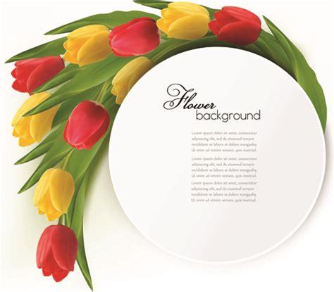 Bordir Bunga Tulip vector bunga tulip free vector 166 free vector