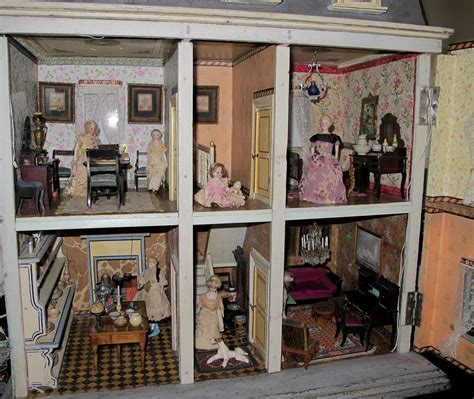 hacker house a christian hacker house ca 1880 by susan hale dolls houses past present
