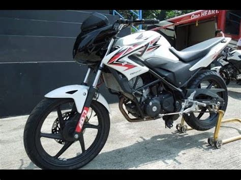 Variasi Jok Cb150r by Motor Trend Modifikasi Modifikasi Motor Honda