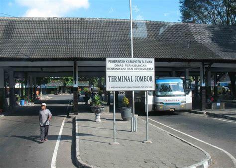 jombor bus station terminal bis jombor yogyakarta