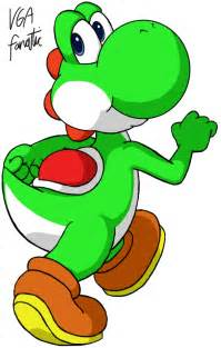 yoshi colors yoshi colors by vgafanatic on deviantart