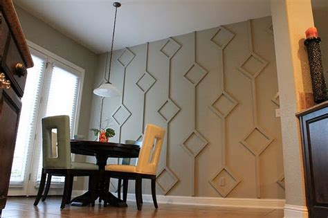 diamond wall ideas pinterest