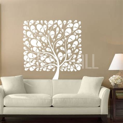 wall lettering stickers wall decals canada wall stickers square tree