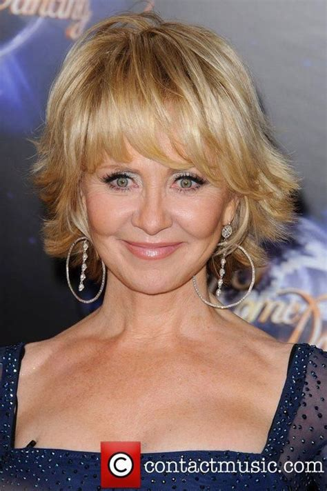 what kind of haircut should a 52 year old woman have strictly come dancing launching event held at the bbc