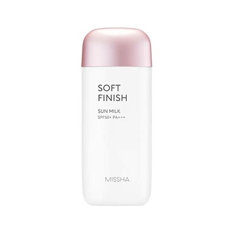 Jual Missha All Around Safe Block kem chống nắng missha all around safe block sun milk spf50