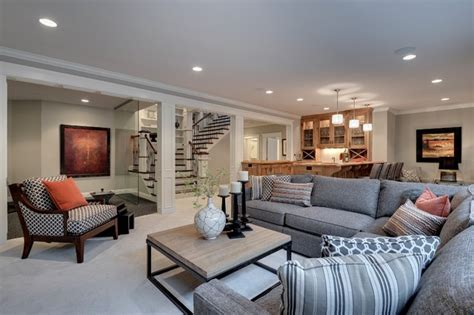 Basement Living Room Decorating Ideas 2013 Parade Of Homes House