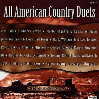 all american country duets karussell various artists