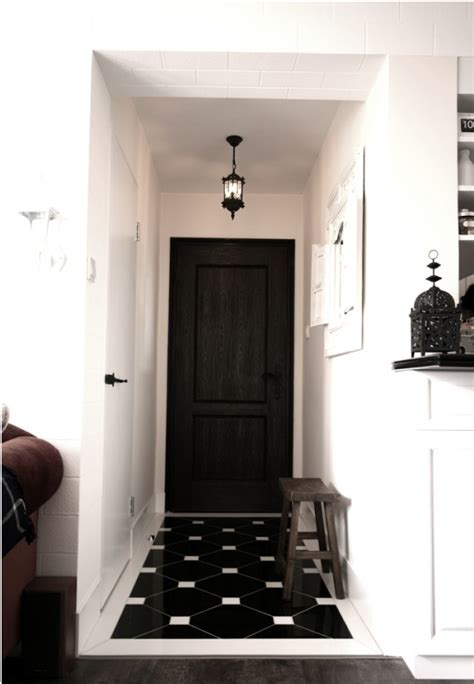 tile pattern long narrow room welcome home the beautifully organized entryway