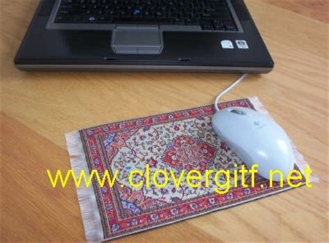 Woven Rug Mouse Pad Carpet Mouse Pad Rug Mouse Pad Rug Mousepad