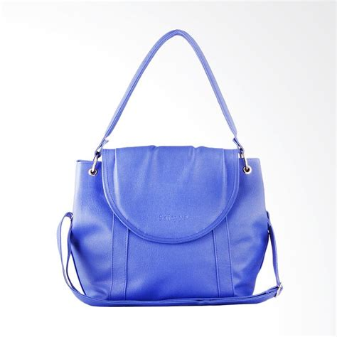 jual safeyya aruna tas wanita biru harga