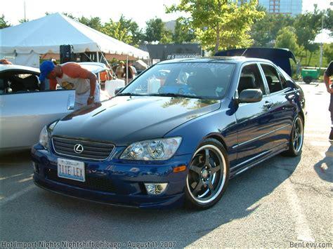 lexus blue blue lexus is300 benlevy com