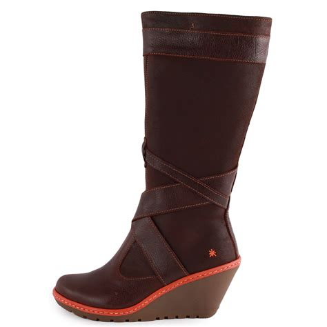 249 womens boots in brown