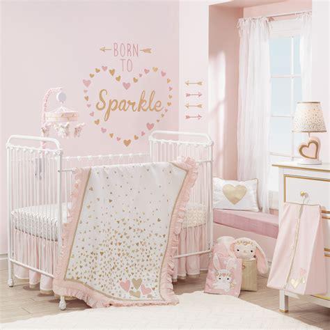 Lambs Crib Bedding by Lambs Confetti 4 Crib Bedding Set Ideal Baby