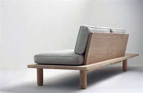 Wooden Outdoor Daybed Furniture - plywood couch build a diy outdoor sofa melly sews
