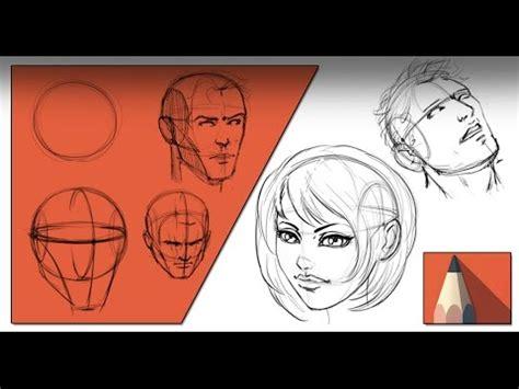 sketchbook pro tutorial pdf drawing with the andrew loomis method in sketchbook pro 8