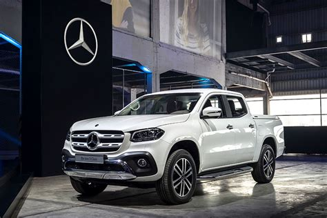 Greentea Mb why the mercedes x class truck won t come to america
