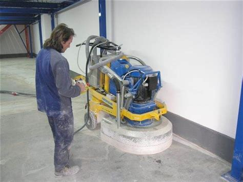Concrete floors grinding and polishing, the best way to