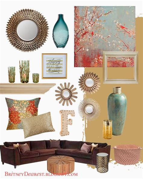 home accessory ideas teal coral living room styles and style ideas on