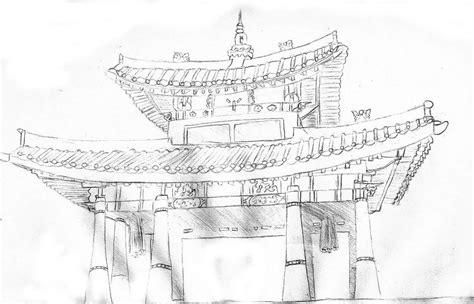 In The Night Garden Wall Mural sketch japanese temple by atlantisdesetoiles on deviantart