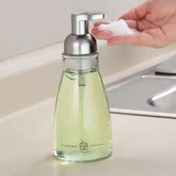 decorative foaming soap dispenser foaming soap dispenser foam soap dispenser kimball