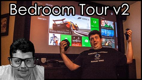 barnacules nerdgasm ultimate cave gaming room tour v2 0 console gaming