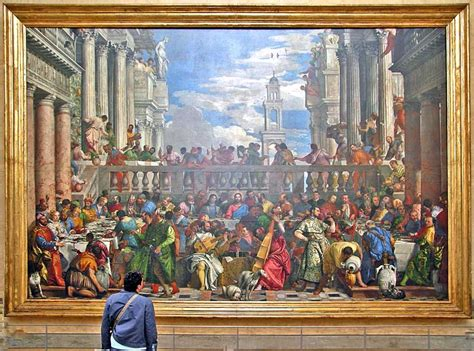 Wedding Of Cana Louvre by The Wedding At Cana Louvre Www Pixshark Images