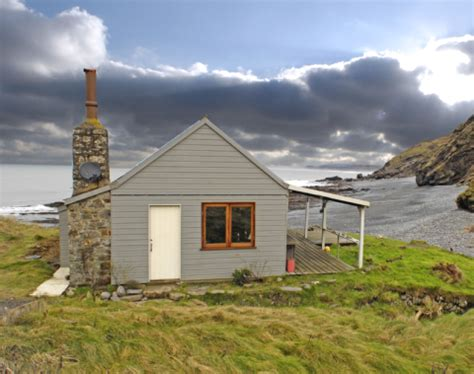 remote english seaside rental cottage from the movie half