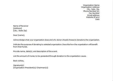 Sponsorship Letter Catholic Church sle church donation letter donation letter template