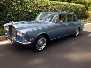 1973 Rolls Royce 1973 Rolls Royce Silver Shadow Lwb 161109