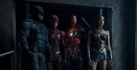 justice league feature film justice league will reportedly feature two post credits scenes