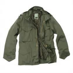 Mil tec classic us m65 jacket olive m65 military 1st