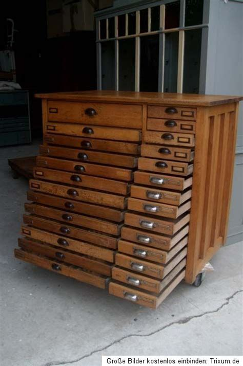printer cabinet vintage printers cabinet 1930 deco would this for all my rubber sts and craft