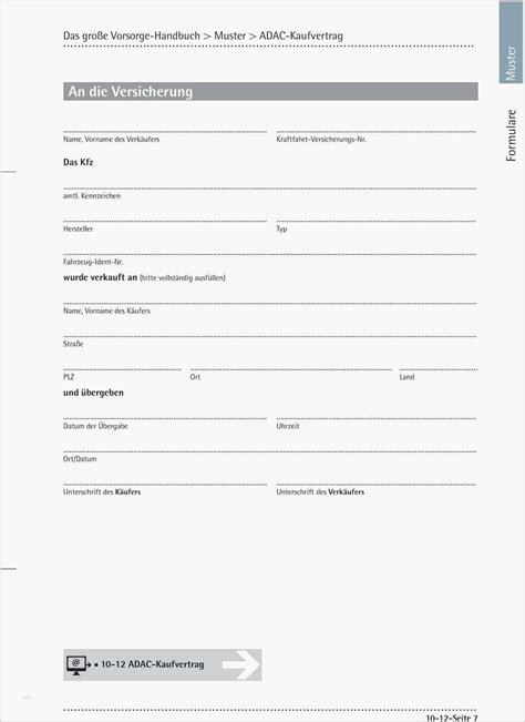 Kaufvertrag Auto Gewerblich An Privat Pdf by Kfz Kaufvertrag Privat Adac Auto Verkaufen Vorlage H 252 Bsch